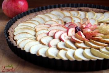 Tarta jabłkowa 4