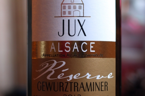 Jux Gewurztraminer Reserve