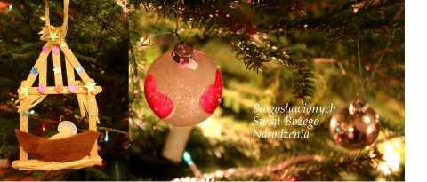 Życzenia na Boże Narodzenie 2014