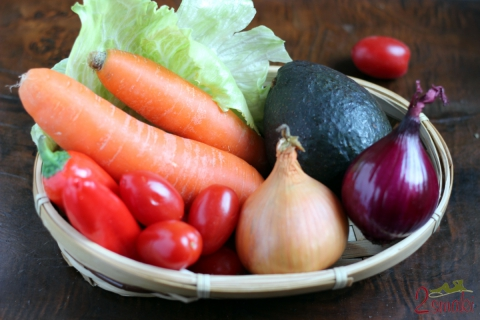 Zdrowe przyzwyczajenia - warzywa