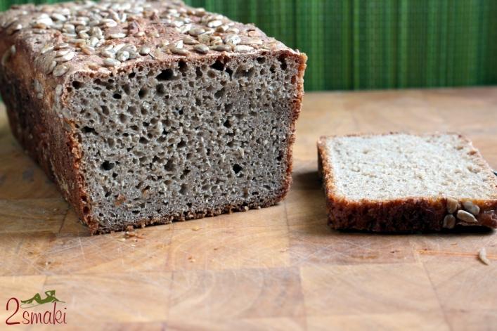 Chleb zytni na zakwasie 00