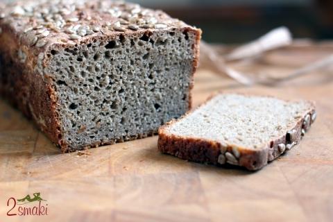 Chleb zytni na zakwasie