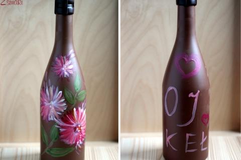FBF Czekoladowa butelka od Wedla