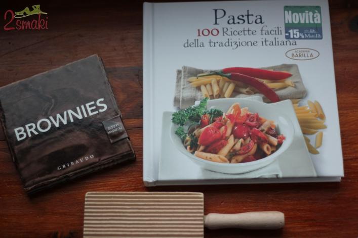 Włochy kulinaria - książki