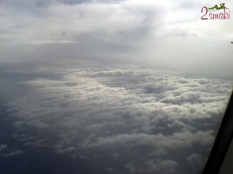 Włochy - lot samolotem 2
