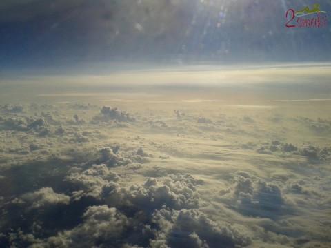 Włochy - lot samolotem 4