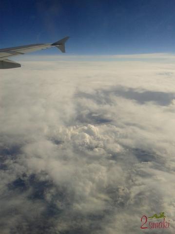 Włochy - lot samolotem 5