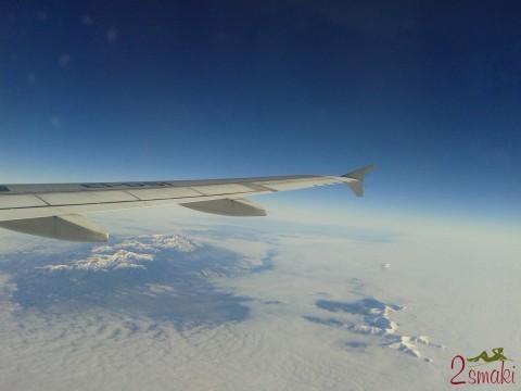 Włochy - lot samolotem 6