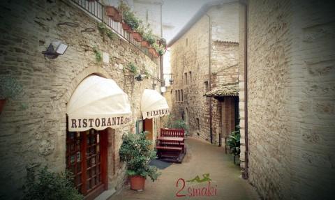 Włochy piękne - Asyż spacer 1