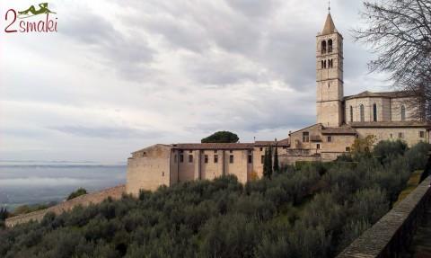 Włochy piękne - Asyż widok 9