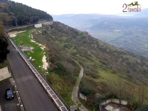 Włochy piękne - Monte Sant Angelo widok 3