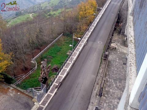 Włochy piękne - Monte Sant Angelo widok 4