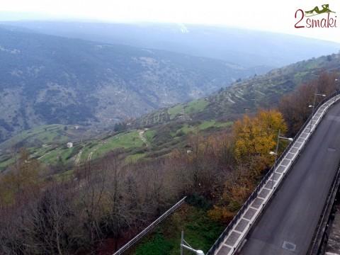 Włochy piękne - Monte Sant Angelo widok 6