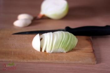 Pełnoziarniste naleśniki z warzywami po włosku 3