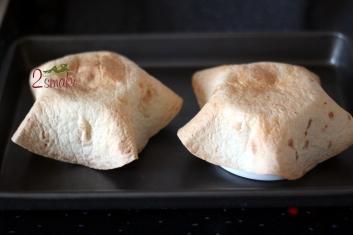 Pożywna fasolka po meksykańsku w chrupiącej miseczce z tortilli 3