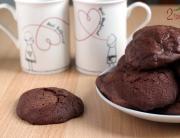 Ciastka intensywnie czekoladowe