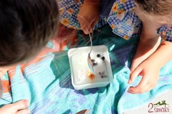 Epoka lodowcowa - zabawa dla dzieci