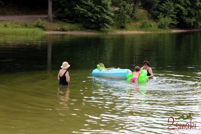 Kaszuby 2 jezioro