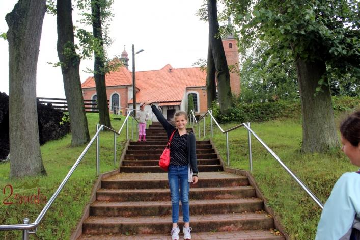 Kaszuby 4 Kiełpino kościół