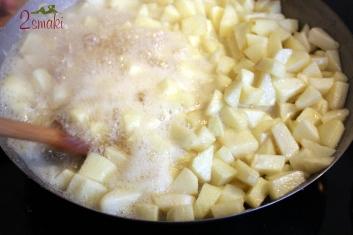 Lidl warsztaty Przetwory Jabłka karmelizowane 1