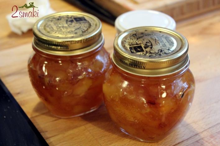 Lidl warsztaty Przetwory Jabłka karmelizowane 4