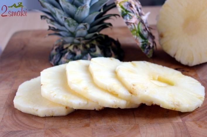 Ananas jak obrać 3