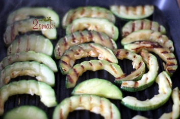 Grillowany łosoś z warzywami 5