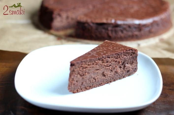 Sernik intensywnie czekoladowy 0