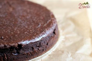 Sernik intensywnie czekoladowy 1