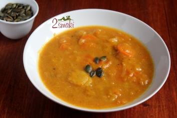 Zupa z dyni i warzyw 0