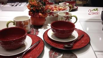 Dynia w akcji - jesienny stół 2