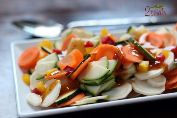 Surowe warzywa na obiad 0