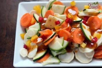 Surowe warzywa na obiad 2