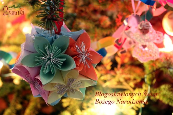 Życzenia błogosławionych Świąt