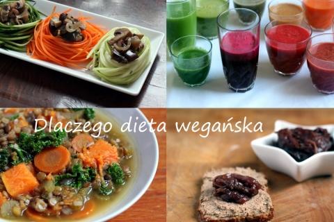 Dlaczego dieta wegańska