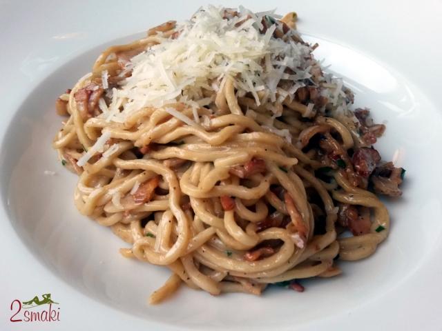Eat and Meet 5 Spaghetti carbonara