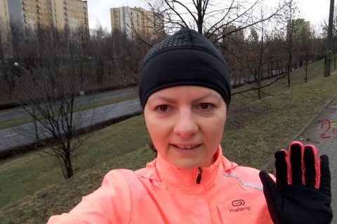 Bieganie z podbiegami w Lublinie
