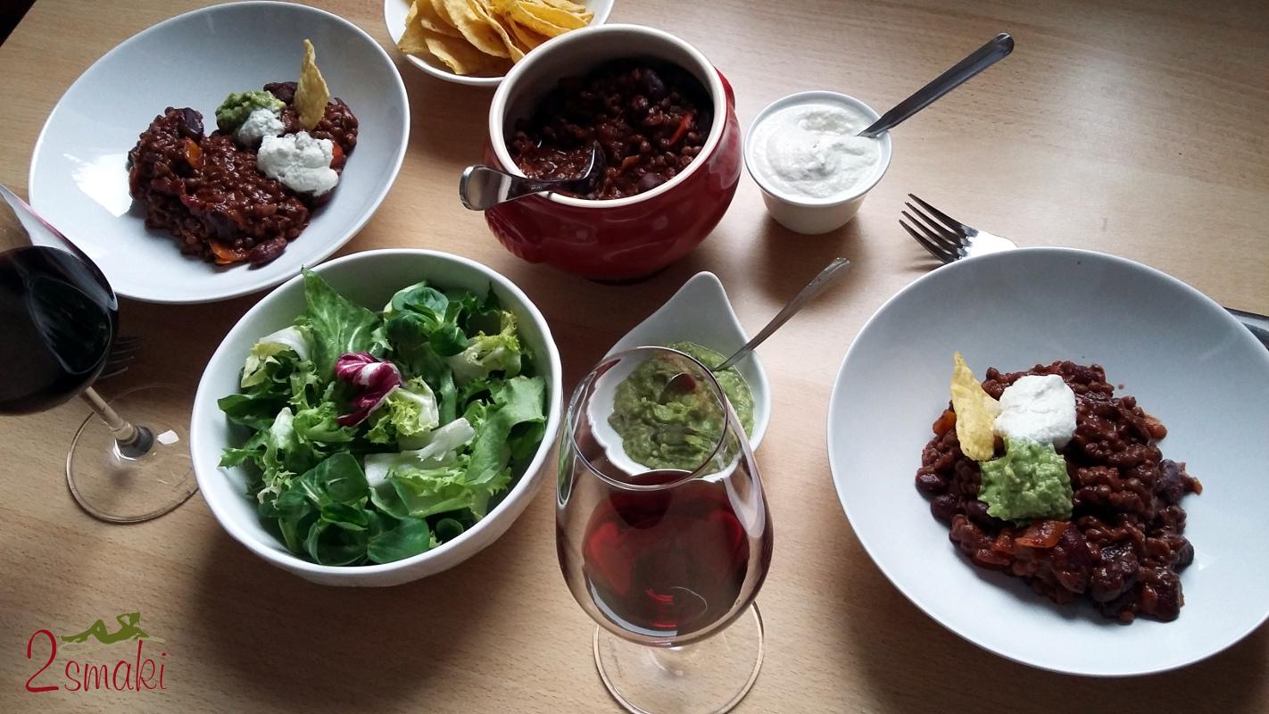 Wega skie chili con carne - Chili con carne maison ...