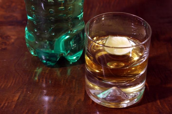 Whiskey i sprite