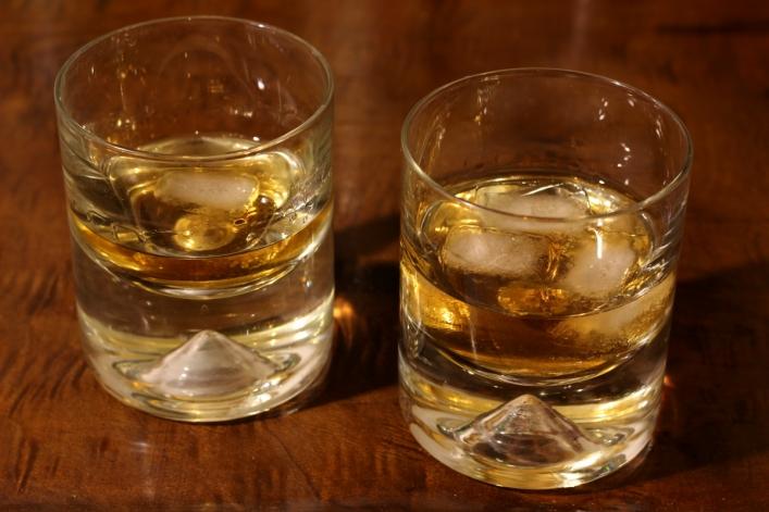 Whiskey z lodem 1