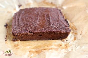 Brownie marchewkowe 4