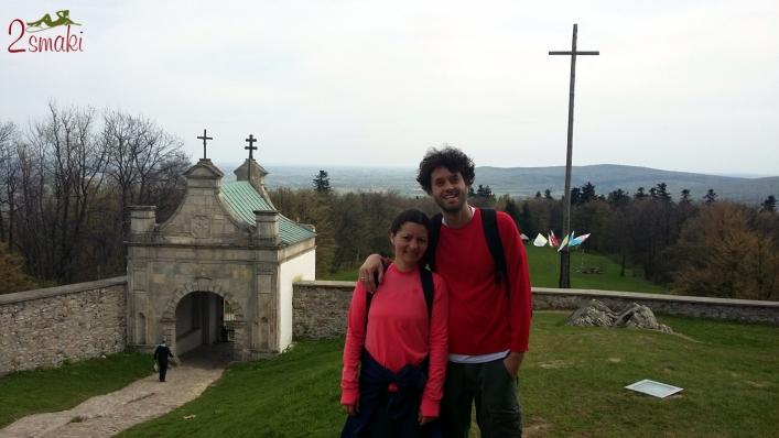 Marsz w Górach Świętokrzyskich - Święty Krzyż