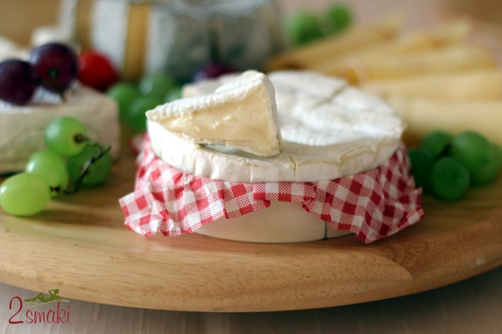 Sery Le Rustique - camembert