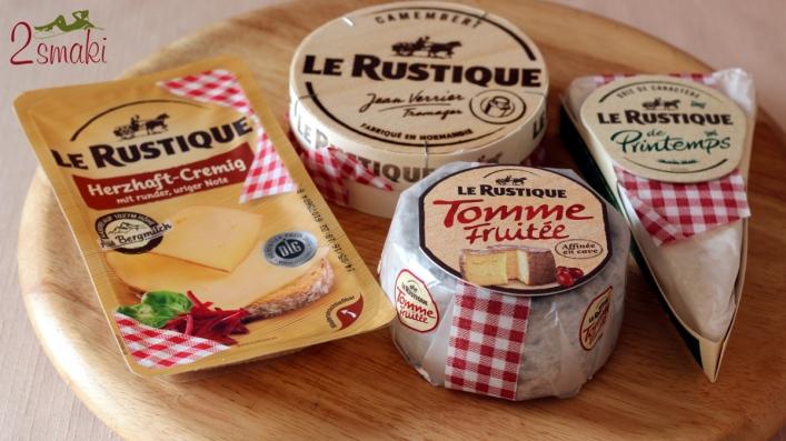 Sery Le Rustique - w opakowaniach