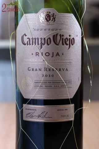 Wino CV Rioja Gran Reserva