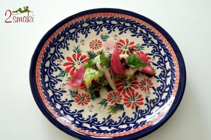 Warsztaty rybne - sałatka śledziowa z ziemniakiem