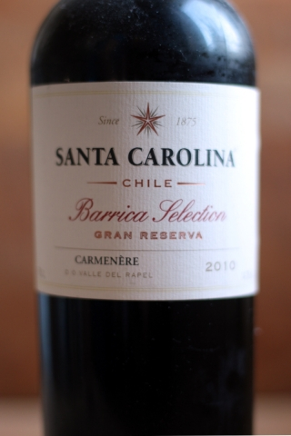 Wino Santa Carolina