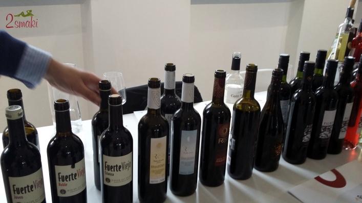 Degustacja win z regionu Kastylia i Leon - 9 Rojo Exporta