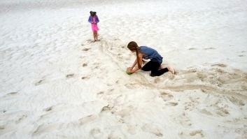 Plaża zachodnia w Ustce 3