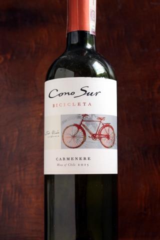 Wino Bicicleta Carmenere